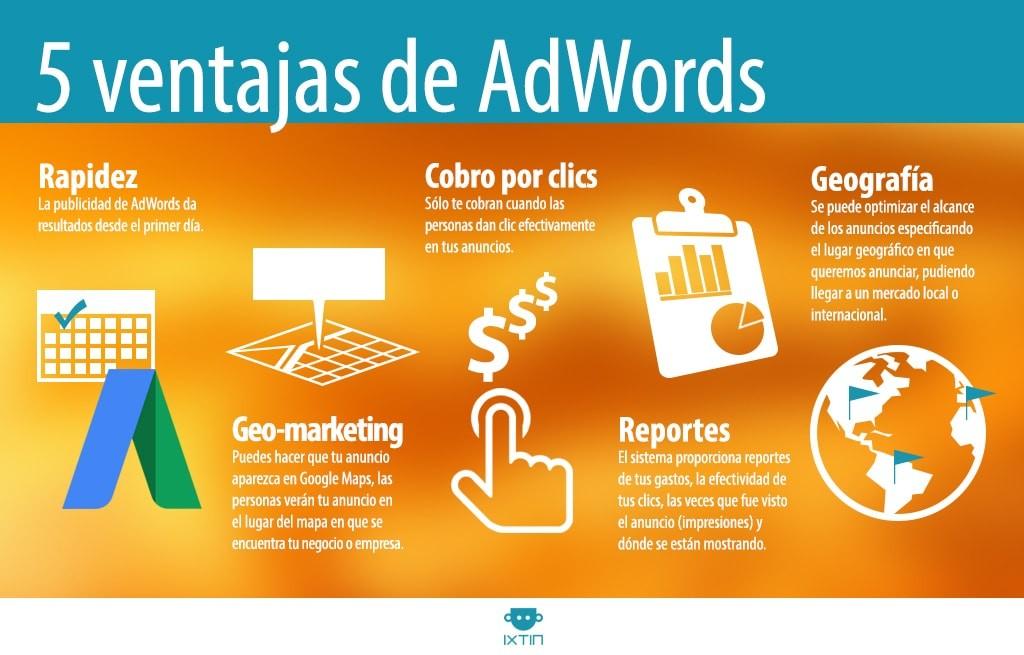 5_ventajas_adwors_IXTIN